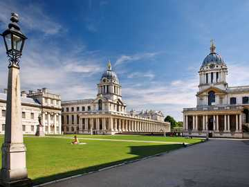 Greenwich Royal Naval College England - Greenwich Royal Naval College England