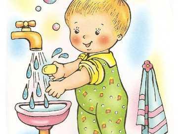 Igiena personală! - Igiena personală!Cum corect spălăm mânuțele!