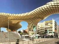 Seville pavilion