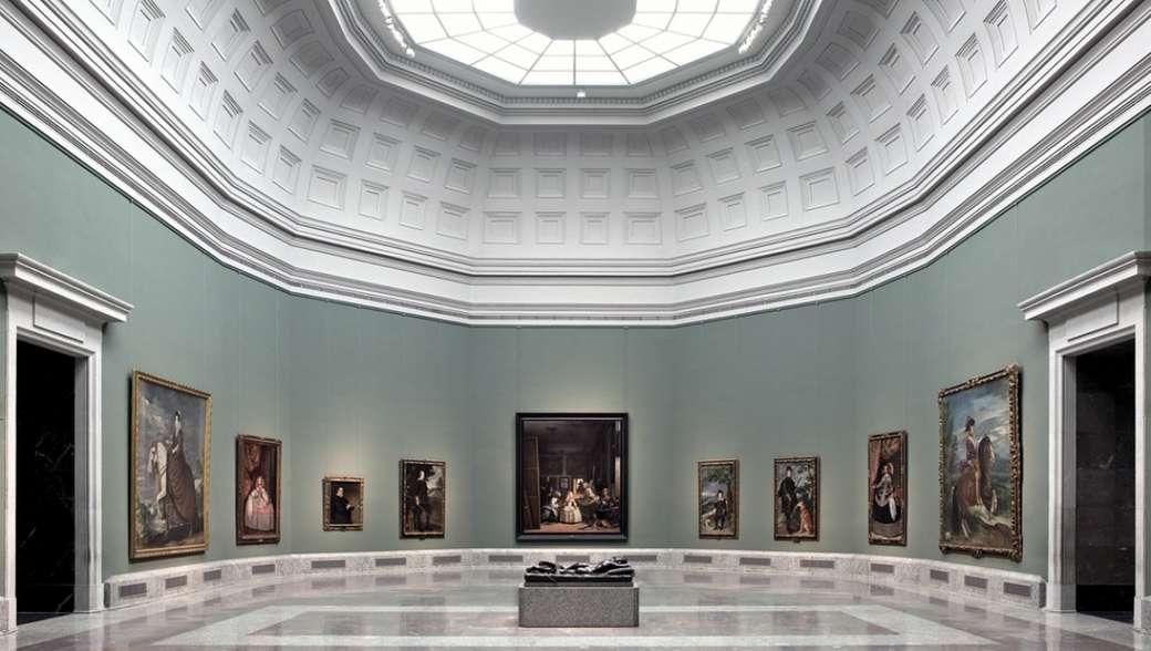 Παρουσίαση παρουσίασης του Museo Nacional del Prado - Μ (14×8)
