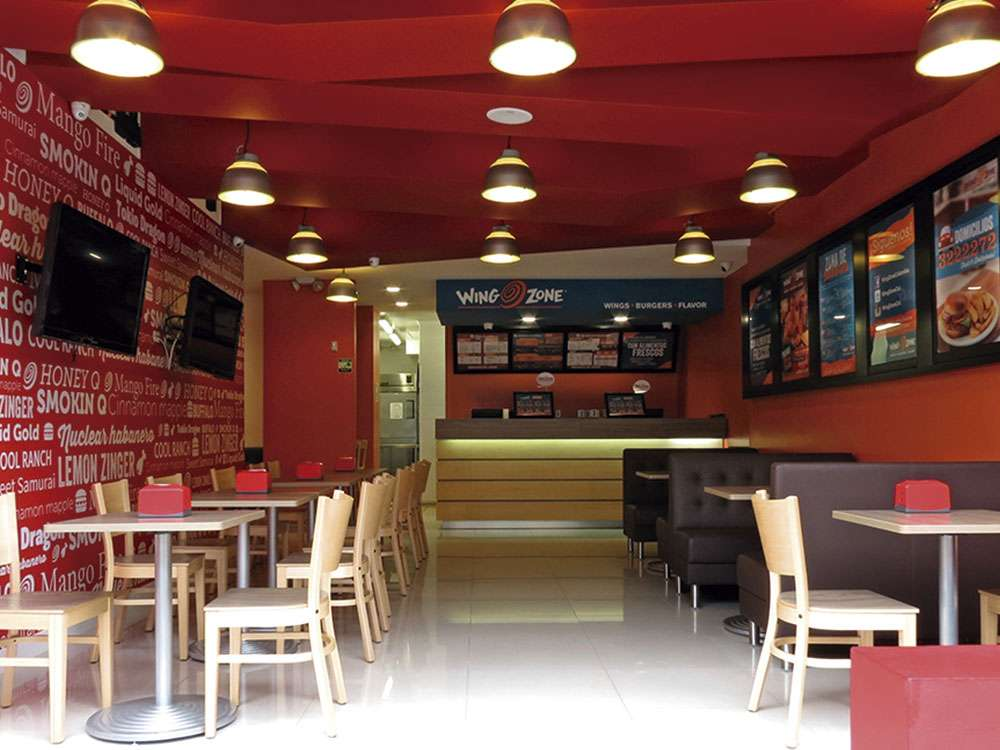Restaurantul Wing Zone