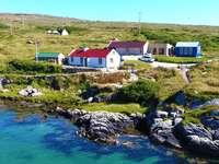 Víkendházak Walesben