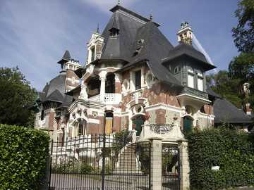 House known as Les Bossettes - House known as Les Bossettes in Dives-sur-Mer, Calvados, France