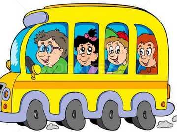 scuolabus - trasporto pubblico per bambini