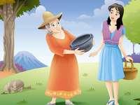 Der Zaubertopf - das Magic Pot Story Puzzle für Kinder