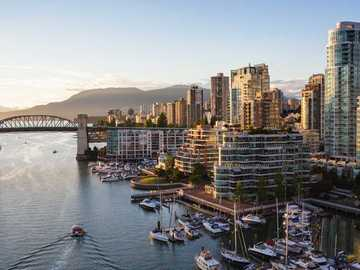 Vancouver - Beautiful city of Canada