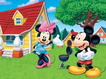 Mickey Mouse - m ...................