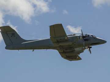 pucara faa - Argentine Air Force plane