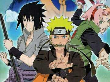 naruto shippuden - estas son las dos formas mas importantes en el crecimiento de estos ninjas