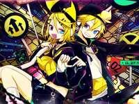 Len und Rin Kagamin