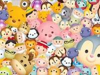 Tsum Tsum puzzle 1