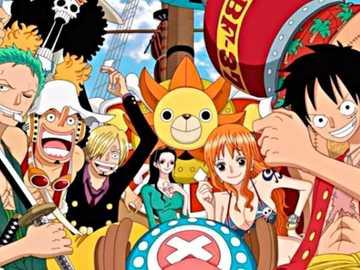 One Piece - Un regalo para una persona especial
