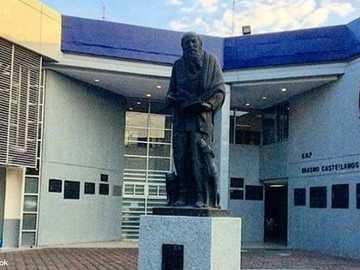 My school - Who was Erasmo Castellanos Quinto?