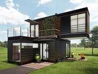 контейнерна къща