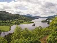 Pitlochry Highlands Queensview Skócia