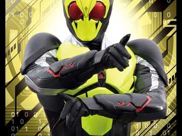 Kamen Rider Zero One - Kamen Rider Zero One