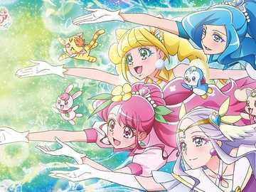 Healin 'Good ♥ Pretty Cure - Healin 'Good ♥ Pretty Cure