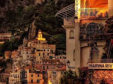 Costa de Amalfi, Italia - Costa de Amalfi, Italia