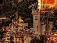 Amalfiküste, Italien
