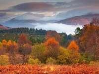 Loch Lomond a Skóciai Nemzeti Parkkal