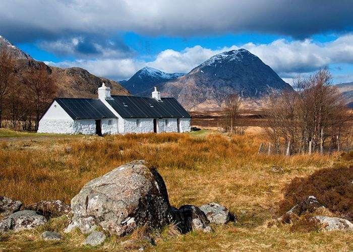 Вила Glencoe Black Rock Шотландия