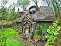 Casa Hobbit na Escócia - Casa Hobbit na Escócia