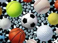Sport - Bauen Sie das Puzzle in kürzester Zeit zusammen