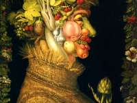 Sommer Obst und Gemüse