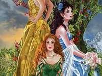 Τρεις αδερφές.