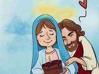 aniversário da virgem maria - comemorar o aniversário da Virgem Maria