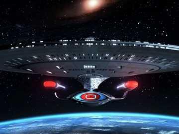 Enterprise USS-1701D - Enterprise USS-1701D Star Trek Next Generation
