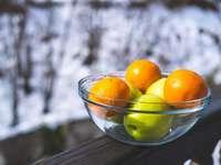 Winter Vitaminen