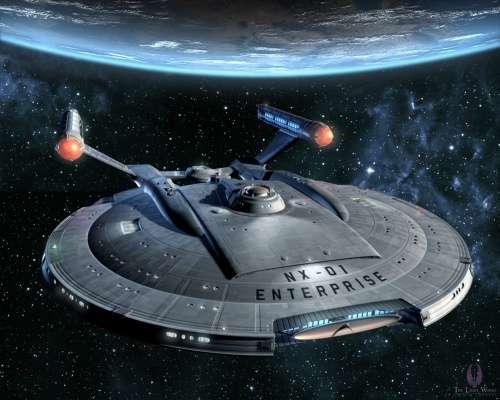 Enterprise NX-01 - Enterprise NX-01 - Star Trek Enterprise - (13×11)