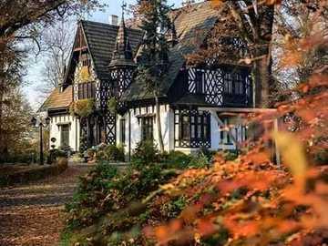 En el paisaje de otoño - En el paisaje de otoño