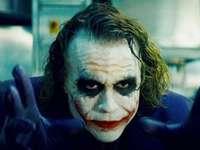 Le Joker - Batman commence - Je pense que la caractérisation la plus réussie. C'était vraiment mauvais