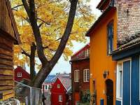 Oslo Damstredet Norvège - Oslo Damstredet Norvège