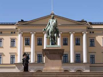Oslo Royal Palace Norway - Oslo Royal Palace Norway