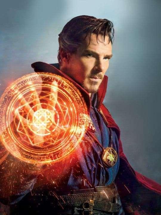 Doctor Strange - Doctor Strange - Marvel Universe (10×14)