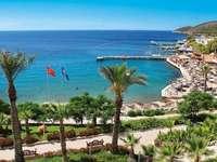 Turquie- Bodrum - plage