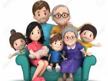 GRANDPARENTS AND FAMILY - GRANDPARENTS AND FAMILY