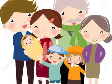 THE FAMILY OF THE PARENTS - GRANDPARENTS AND PARENTS