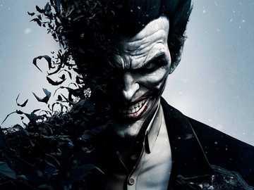 Joker Arkam - Version du jeu vidéo Joker Arkham