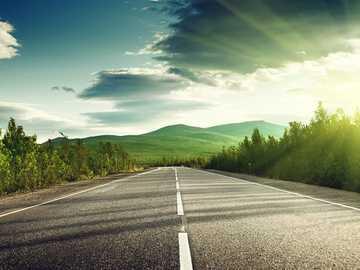 Quel mot recherchez-vous? - Ce paysage montre quelque chose que le casse-tête ne reconnaît que lorsqu'il est terminé. S&