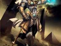 Анубис, Властелинът на подземния свят