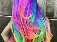 Haarfarbentrend Teil 1 - Die besten Trendfotos mit vielen Teilen