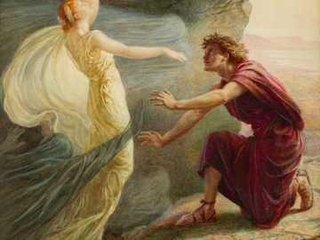 ORPHEUS ET EURIDICE - MYTHE D'ORPHEUS ET D'EURIDICE