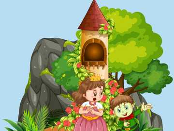 THE JUMPLY DWARF - Rumpelstiltskin children's story