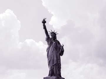 statue of liberty new york - #statueofliberty #newyork #nyc #newyorkcity #usa #manhattan #travel #liberty #statue #ny #art #photo