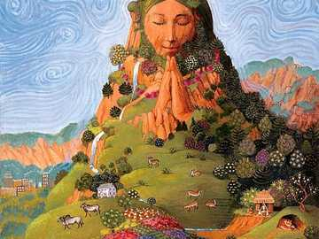 Pachamama - Pachamama or Mother Earth