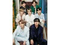 bts in my area only in mine - bts are beautiful as always